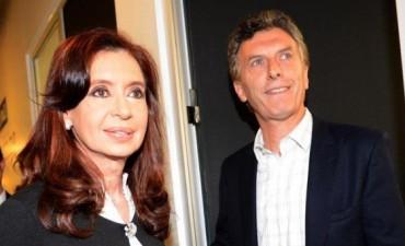 La Presidenta felicitó a Macri y lo recibirá el martes