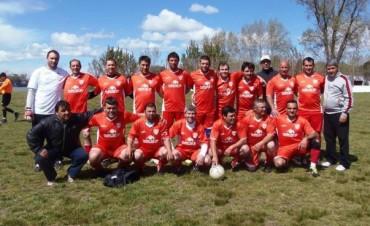 Este Sábado: Se jugó la última fecha del 'Fútbol Senior'