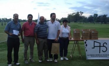 Golf: Se jugó el Torneo 'Alfredo Serra' e Hijos S.A.