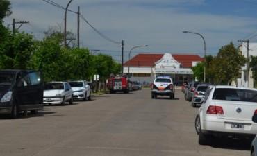 Ahora Henderson: Amenaza de bomba en el colegio 'Santa Teresita'