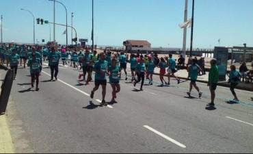 Se corrió la Maratón Internacional Ciudad de Mar del Plata