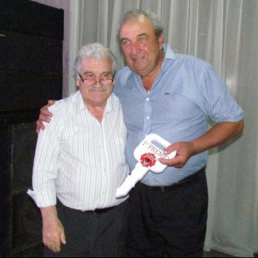 Bomberos Voluntarios cumplió 59 años de vida y los celebró con una gran cena show en la Sociedad Rural