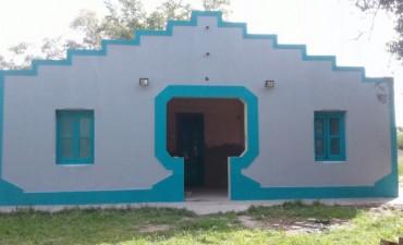 Avanza el acondicionamiento del 'Destacamento Policial de Unzué'