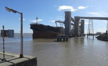 Subieron 147% las exportaciones de trigo por el puerto de Bahía Blanca