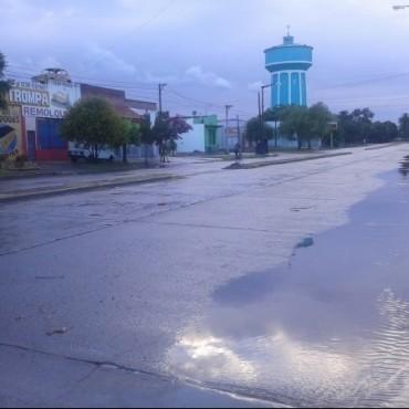 Lluvias en Bolívar: Registros entre 4 a 12 mm en toda la zona