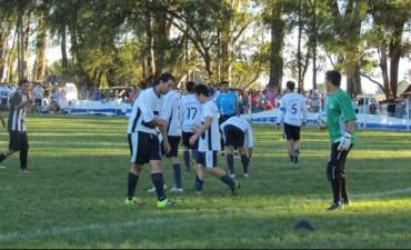 Fútbol Rural Recreativo: Marsiglio y La 14 no se sacaron ventaja
