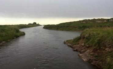 El diputado Zurro y el intendente de Pehuajó se mostraron preocupados por la situación hídrica del oeste bonaerense