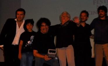 'Nana' fue premiada en el Festival 'Cine con Vecinos' en Saladillo