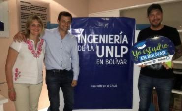 Eduardo Bucca se reunió con Tinelli por la carrera de Ingeniería