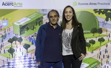 Con la presencia del Ministro de Gestión Cultural de la Provincia se desarrollará AcercArte en Bolívar