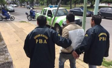 Detienen a olavarriense que integraba una red regional de venta de drogas