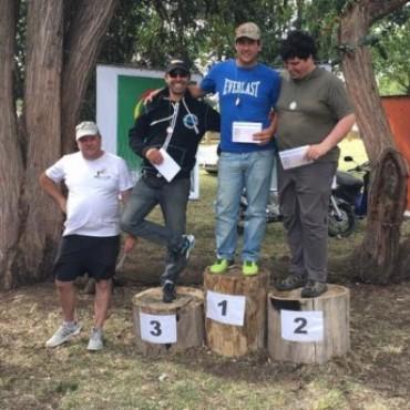 Arquería: Se desarrolló el segundo torneo anual en Bolívar
