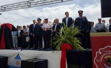 Bomberos Voluntarios celebró el 60º Aniversario de su creación
