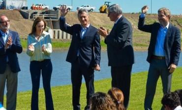 Macri: 'Argentina está saliendo por el camino del progreso'