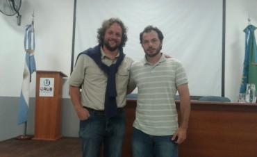 Colectivo Tierra Viva: Javier Albea: 'Se está produciendo mercancía y no alimento'