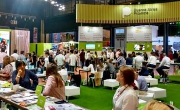 Culminó la Feria Internacional de Turismo con la participación de 80 municipios