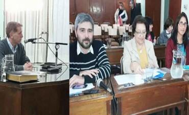 Honorable Concejo Deliberante: Se realizó la octava Sesión Ordinaria