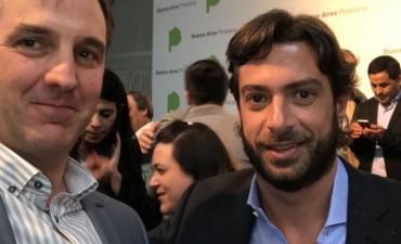 José Erreca participó de un encuentro encabezado por la gobernadora Vidal