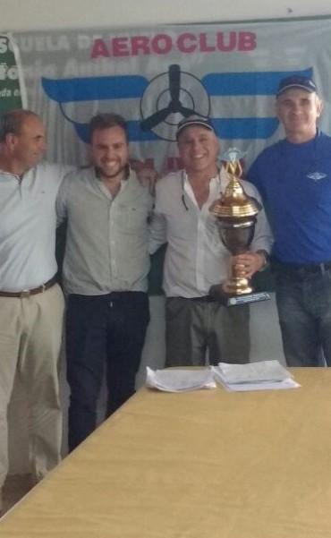 Aterrizaje de precisión: Facundo Collazo ganó la Copa Bonaerense y pasó al Torneo Nacional