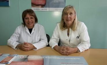 Hospital Subzonal: Lanzaron la campaña nacional de Prevención de Cáncer de Piel