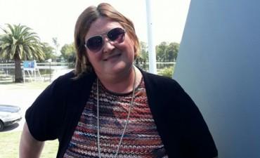 Jimena Álvarez: 'Estoy orgullosa de pertenecer a esta institución'
