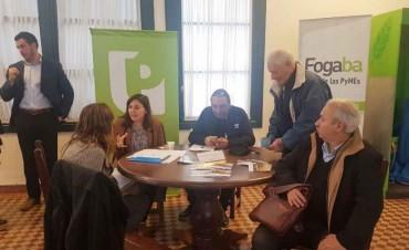 Ministerio de la Producción de la Provincia: Otorgan más garantías a las Pymes