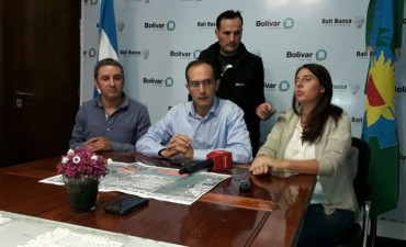 Marcos Pisano anuncia nuevo consorcio urbanístico y una futura circunvalación en Antonio Díaz