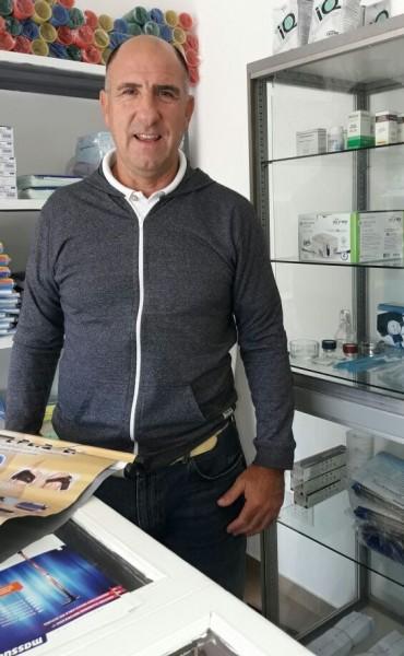 Nuevo local 'VG Insumos médicos y odontológicos' de Diego Ponti