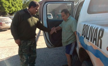 CPR Bolívar: Hallaron a un hombre que se había ausentado del hogar donde reside