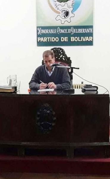 Honorable Concejo Deliberante: Décima Sesión este miércoles