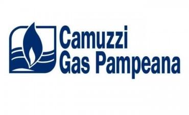 Camuzzi Gas Pampeana explica la nueva facturación