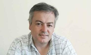 """Marcelo Luit: """"No solo se está trabajando para la planta purificadora, sino para actualizar la vieja red de agua"""""""