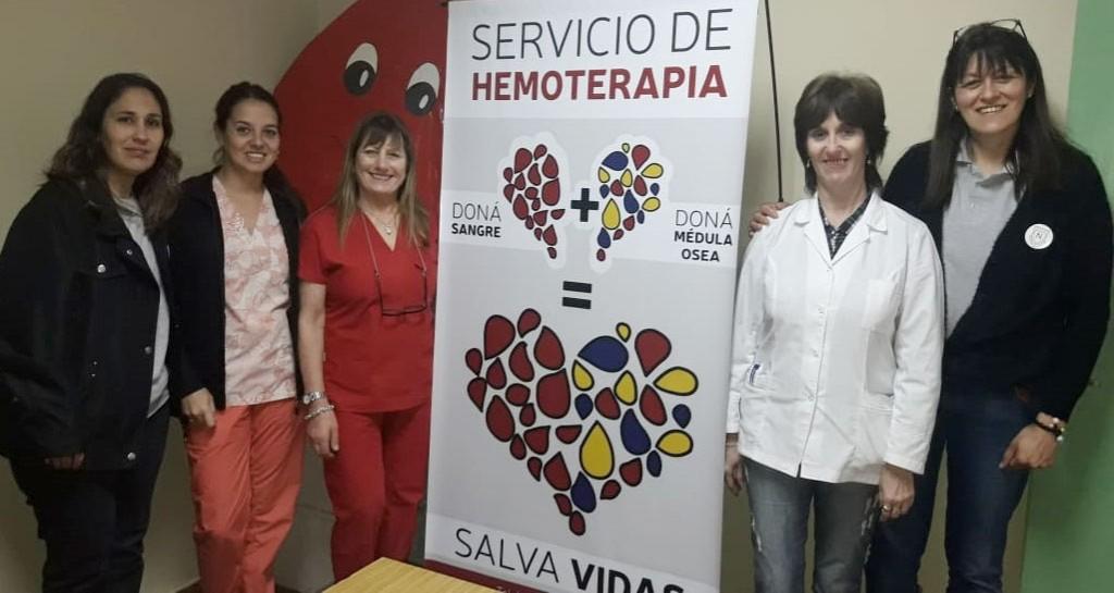 Se realizará la 4º campaña de hemodonación en la EES N.º 4
