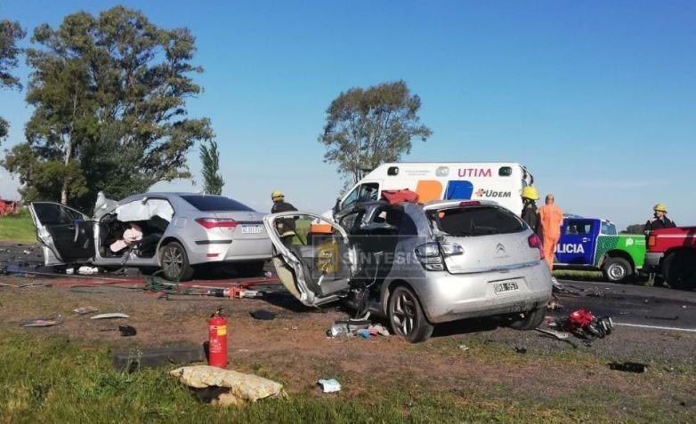 Trágico accidente en Saladillo: murió el jugador de pádel olavarriense Gonzalo Salías