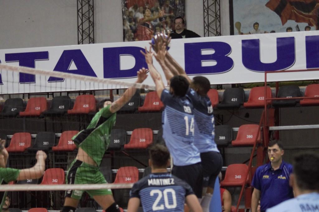 LVA - Wekeend 2: triunfo contundente de Bolívar Voley de visitante sobre PSM por 3-0