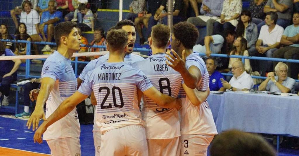Liga de Voleibol Argentina: gran triunfo de Bolívar Vóley para ser líder de la temporada 2018/19