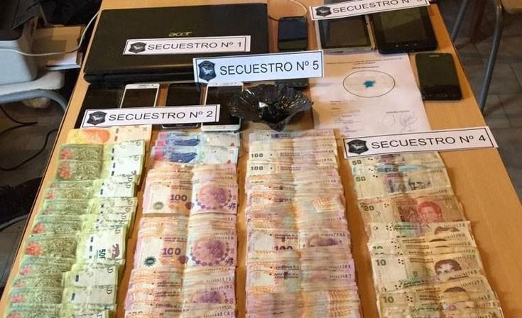 Olavarría: Dos hermanos lideran la banda acusada por venta droga y lavado de dinero
