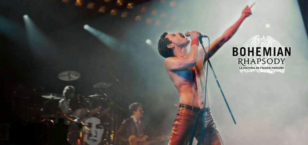 El Cine Avenida continua proyectando Bohemian Rhapsody