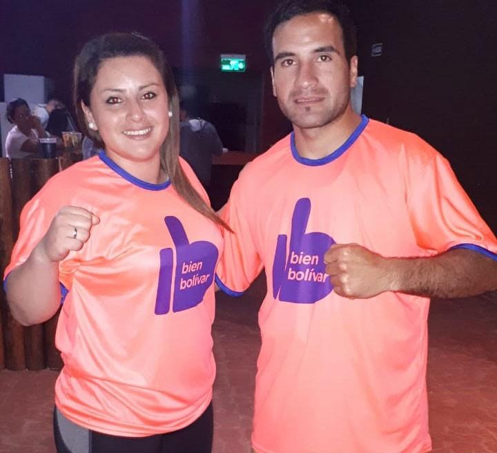 Martin Torraco no pudo en su 2º pelea en el Torneo AMBAPA que se disputó en Las Flores