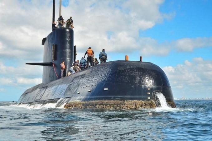 A un año de su desaparición, hallaron el submarino ARA San Juan a 800 metros de profundidad