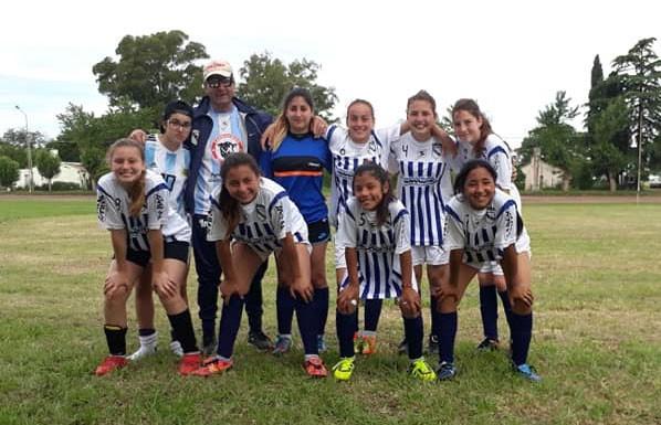 Futbol Femenino: Las indias Bolívar obtuvieron el 3º puesto en el torneo disputado en Herrera Vegas