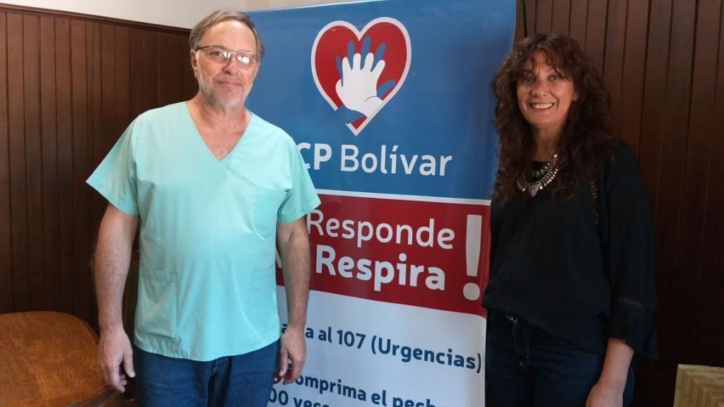 2º jornada de RCP y uso de desfibrilador en el Centro Cívico este viernes de 23