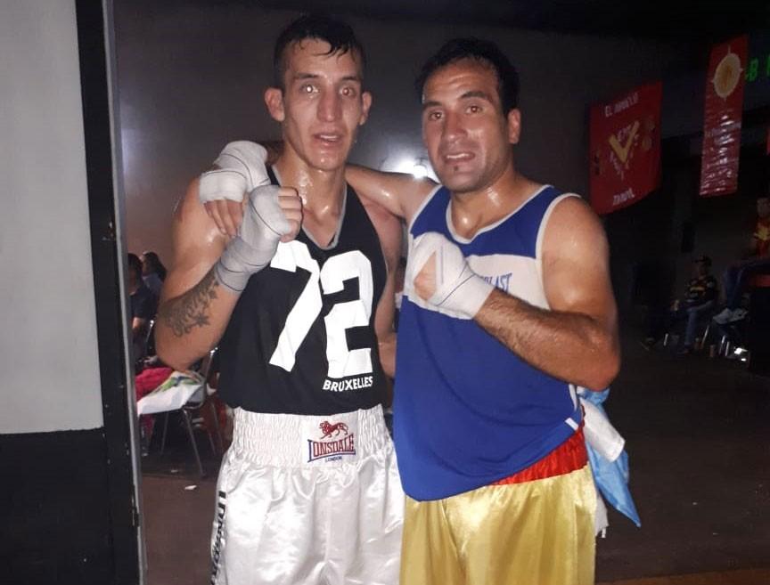 Martín Torraco: 'Fue muy bueno convivir con los 40 boxeadores que se presentaron a pesar de haber pedido, fue una muy buena experiencia'