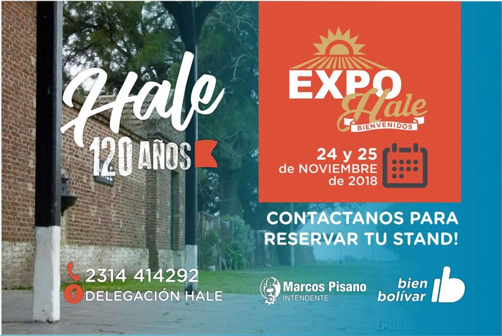 Este fin de semana llega la cuarta edición de Expo-Hale