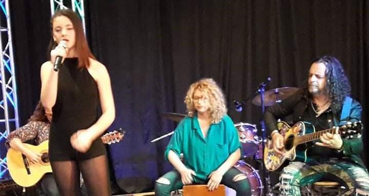 Camila Teijón presentara su show en Qattro Bar este fin de semana