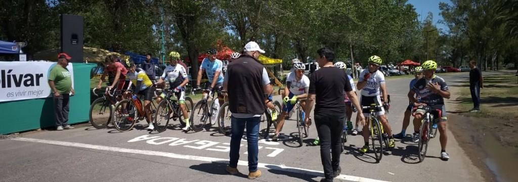 Ciclismo: Federico Vivas (SAT SAID Ciclismo) se quedo con el Gran Premio Ciudad de Bolívar