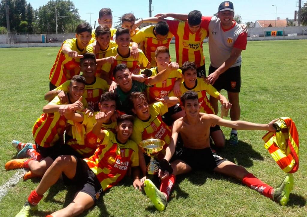 Liga Deportiva de Bolívar: Bull Dog se consagró campeón en Quinta División