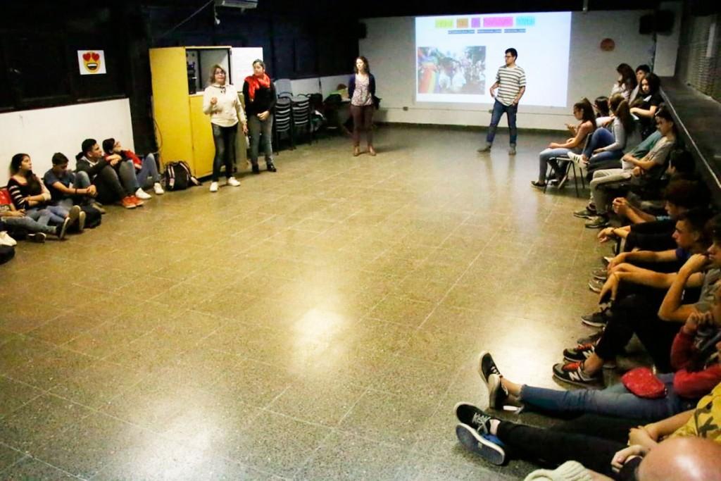 Primer Encuentro Joven de Género y Diversidad
