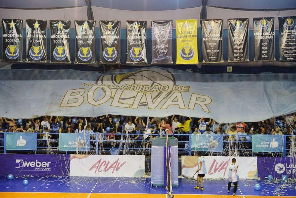 Este viernes Bolívar Voley recibe a UPCN en el primer clásico de la temporada