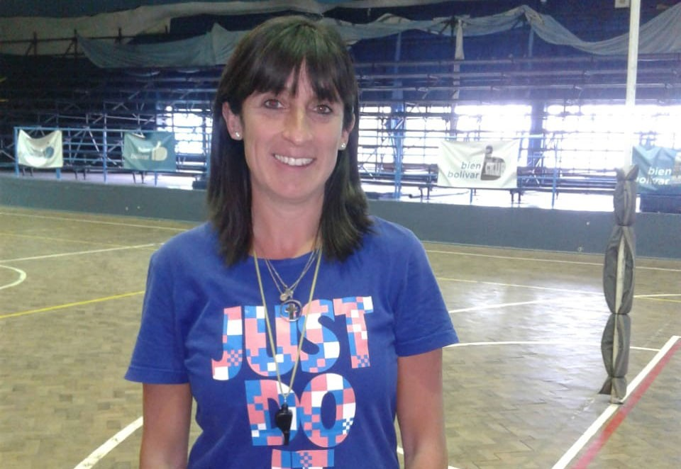 Nadia Godoy: 'Hay muchas categorías que están creciendo tanto en nivel deportivo como en cantidad de jugadoras'
